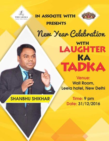 Laughter Ka Tadka New Delhi  U2013 Hasya Kavi Sammelan Organizers