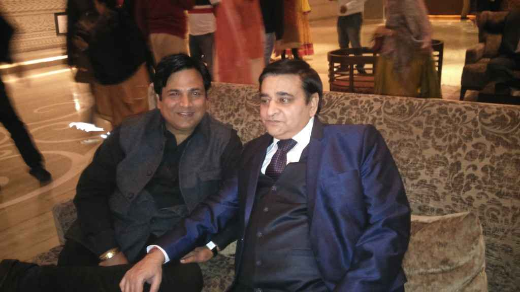 Arun Gemini & Sanjay Jhala in a Birthday Event in Jaipur