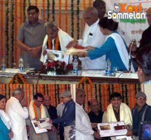 Ashok Chakradhar awarded