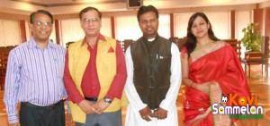 Hasya Kavi Sammelan in Parliament